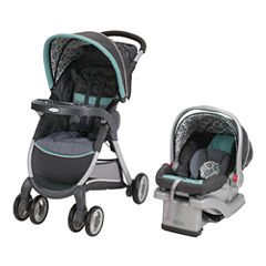 Graco® Fast Action™ Click Connect™ Travel System - Affinia