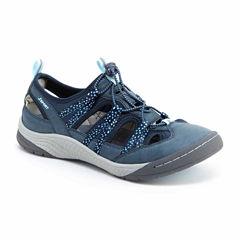 J Sport By Jambu Hibiscus Womens Slip-On Shoes