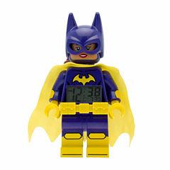 Lego Black Alarm Clock-9009334