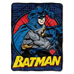 Marvel Batman Throw