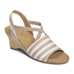 A2 by Aerosoles® Boyzenberry Wedge Sandals