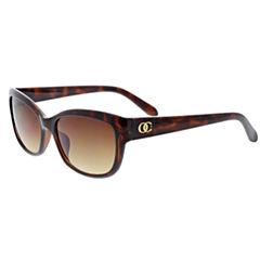 Oleg Cassini Cateye Sunglasses