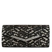 Gunne Sax by Jessica McClintock Ashley Lace Envelope Evening Bag