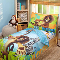 Nojo 4-pc. Toddler Bedding Set