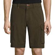 St. John's Bay Classic Fit Woven Cargo Shorts
