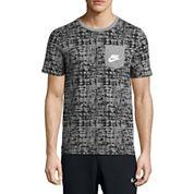 Nike Spike Pocket Short Sleeve T-Shirt