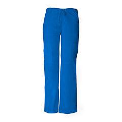 Dickies® Womens Low-Rise Cargo Scrub Pants–Plus