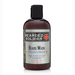 Bearded Soldier Private's Blend Beard Wash - 8 oz.