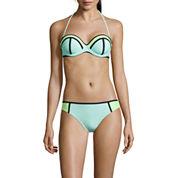 Arizona Bandeau Swim Top, Hipster Swim Bottoms or Swim-Cover-Up - Juniors