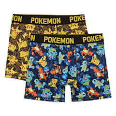 2-pc. Pokemon Boxer Briefs Big Kid Boys