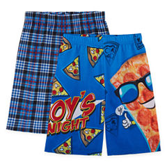 Jelli Fish Kids 2-pc. Shorts Pajama Set Boys