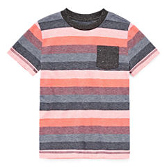 Arizona Short Sleeve Crew Neck T-Shirt-Preschool Boys