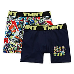 Teenage Mutant Ninja Turtles 2-pk. Boxer Briefs - Boys 4-10