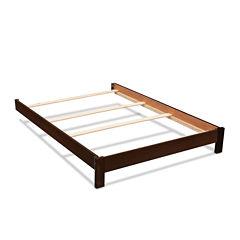 Simmons Kids® Full Size Platform Bed Kit - Dark Chocolate
