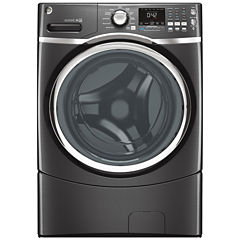 GE® ENERGY STAR®  4.3 DOE Cu. ft. High Efficiency Front-Load Washer