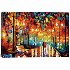 Icanvas Rain'S Rustle Ii Canvas Art