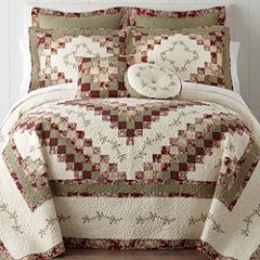 Home Expressions™ Cassandra Pieced Bedspread