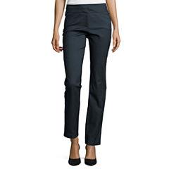Heart & Soul® Double-Waistband Trouser Pants