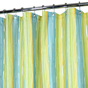Park B. Smith® Watershed™ Striped Shower Curtain