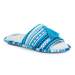 Muk Luks Women's Florence Slip-On Slippers