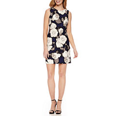 Danny & Nicole Sleeveless Sheath Dress
