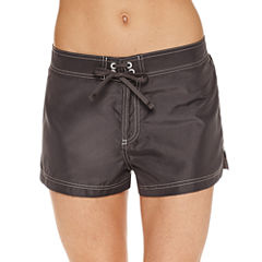 Zeroxposur Solid Swim Shorts