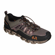 Realtree Shark Mens Slip On Athletic Shoes