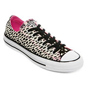 Converse® Chuck Taylor All Star Animal Print Sneakers