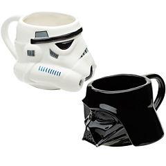 Disney Star Wars® Darth Vader and Stormtrooper Set of 2 Mugs