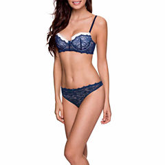 Dorina Layla 2-pc. Balconette Bra and Thong Panty