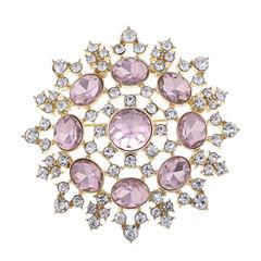 Monet Jewelry Pink Pin