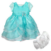 Nanette Baby Sleeveless Empire Waist Dress - Baby