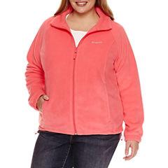 Columbia® Three Lakes™ Fleece Jacket - Plus