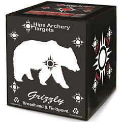 HIPS ARCHERY X2 GRIZZLY XBOW TARGET