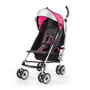 Summer Infant® 3D Lite Convenience Stroller - Hibiscus Pink