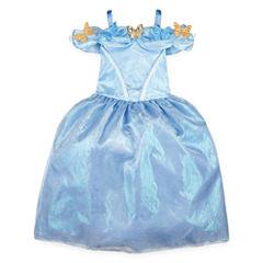 Disney Collection Cinderella Deluxe Costume - Girls 2-10