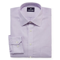 Stafford® Executive Non-Iron Cotton Dress Shirt