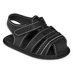 Okie Dokie® Fisherman Sandals - Baby Boys