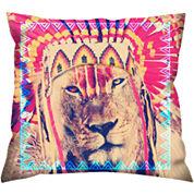 Lion Decorative Pillow