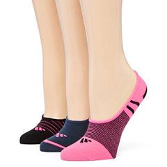 adidas® 3-pk. ClimaLite Superlite Liner Socks