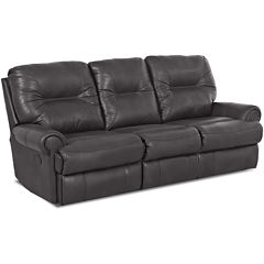 Brinkley Leather Power Reclining Sofa