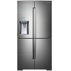 "Samsung Chef Collection ENERGY STAR® 34 cu. ft. 36"" Wide 4-Door Flex™ French Door Refrigerator"
