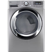 LG ENERGY STAR®  7.4 cu. ft. Ultra Large Capacity SteamDryer w/ NFC Tag On