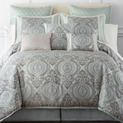 Home Expressions™ Maestro 7-pc. Comforter Set