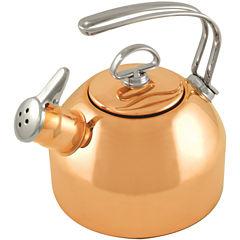 Chantal® Classic 1.8-qt. Copper Tea Kettle