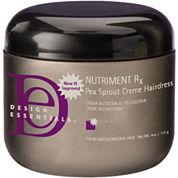Design Essentials® Nutriment RX Pea Sprout Crème Hairdress - 4 oz.