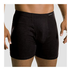 Hanes® 4-pk. Cotton Tagless Comfort Flex® Waistband Boxer Briefs