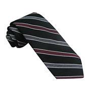 Haggar® Striped Wool Blend Tie