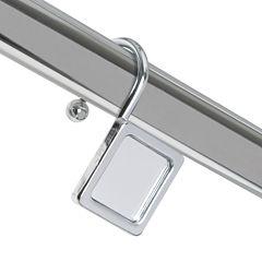 Maytex Mirror Shower Curtain Hooks