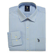 U.S. Polo Assn.® Easy-Care Broadcloth Dress Shirt